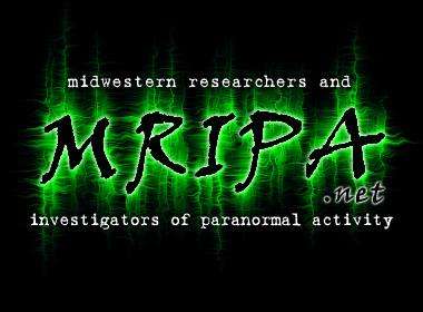 Home of MRIPA Paranormal Investigations
